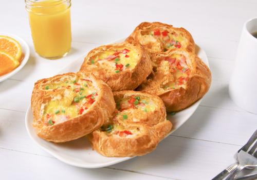 เมนูอาหารเช้าจากขนมปัง