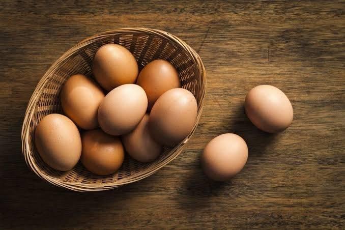 มะเขือเทศผัดไข่