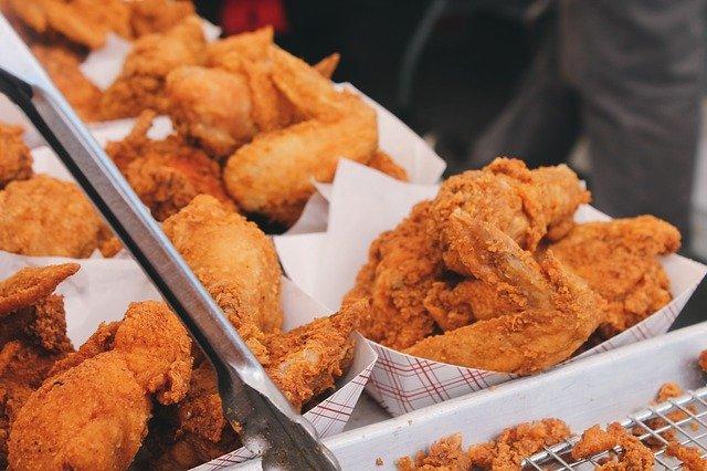 ไก่ทอดกรุบกรอบ