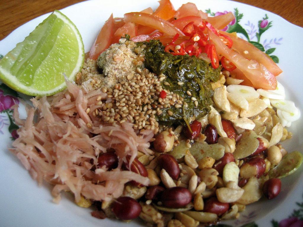 อาหารพม่า