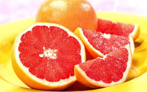 ผลไม้ตระกลูซิตรัส