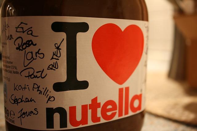 นูเทลล่า (nutella)