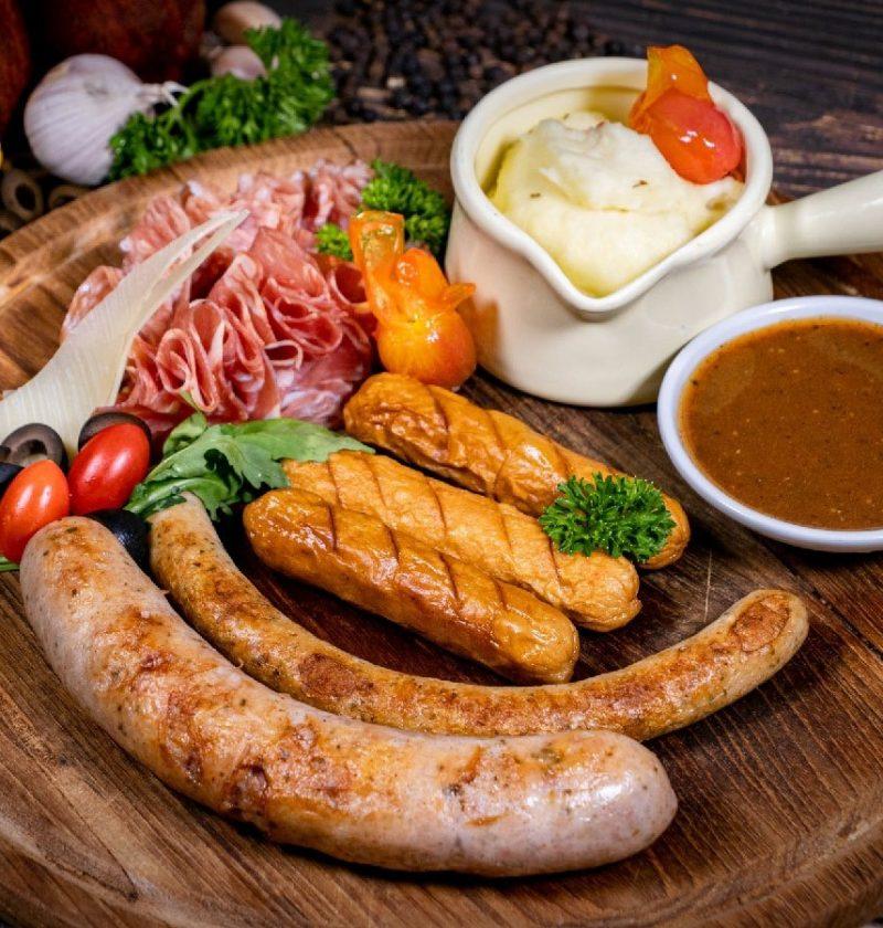 ไส้กรอก (sausage)