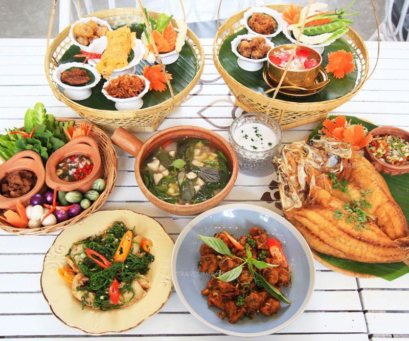 บ้านอาหารไทย