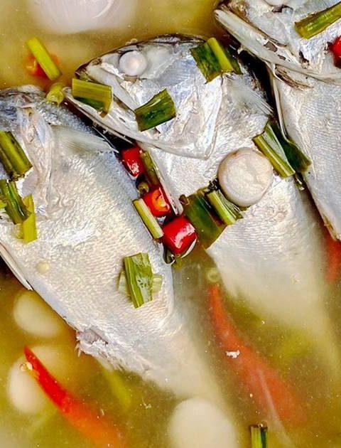 ต้มยำปลาทู